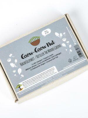 Grow-Grow Nut Nachfüllpaket The Mikro Greens